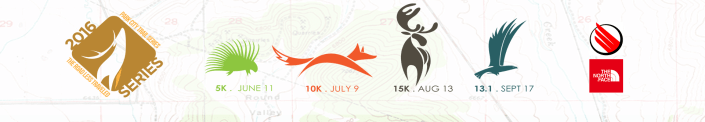 Park City Trail Series logos and banner image