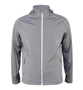 Grey Lululemon surge jacket