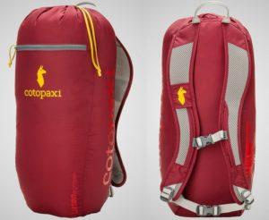 hiking equipment backpack
