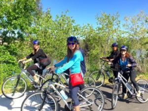 napa bike tour