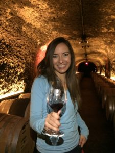 Wine caves napa
