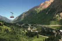snowbird resort tram