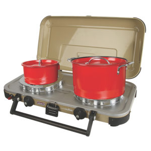 coleman hyperflame stove