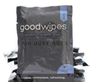 goodwipes guys camping gear