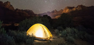 straycations 2016 camping under the stars in utah