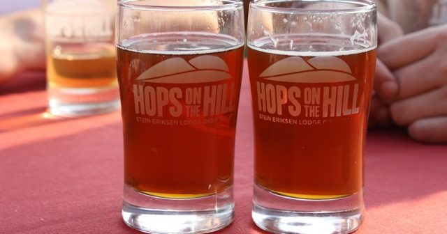Hops on the Hill Returns to Stein Eriksen Lodge