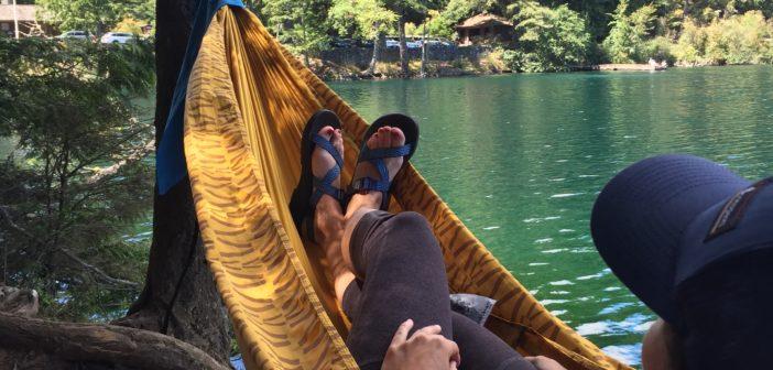 thermarest hammock summer gear