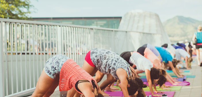 Salt Lake City Yoga women