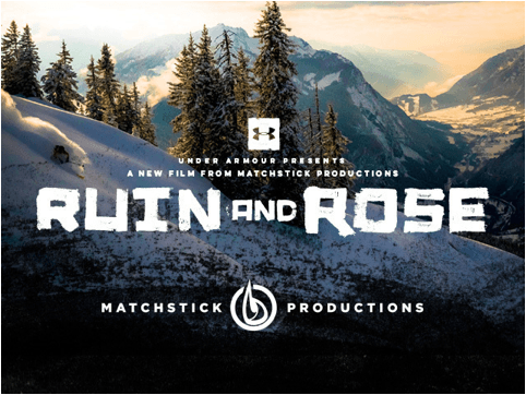 Ruin and Rose Ski Movie
