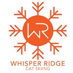 Whisper Ridge Cat Skiing logo
