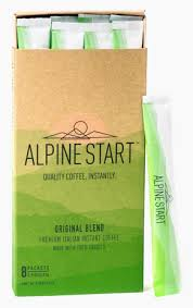 original alpine start coffee