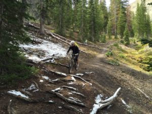 Mountain Bike Boulder-White Clouds WIlderness