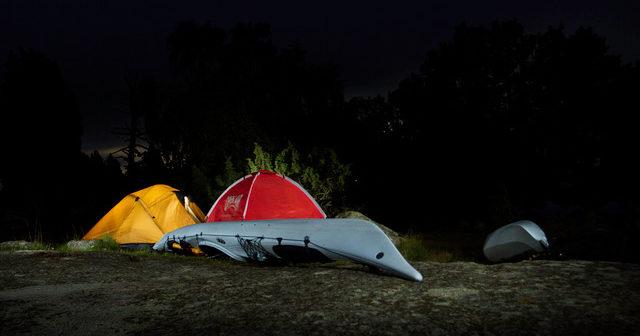 Kayak Camping 101