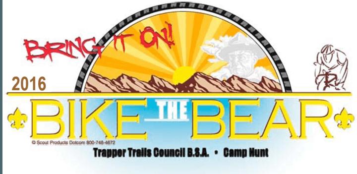 bike the bear