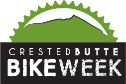 crested butte bike week logo
