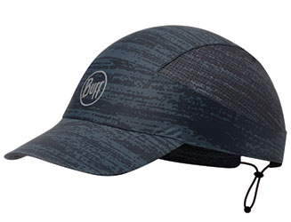 Black Buff Pack Run Cap product photo