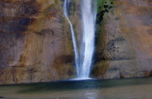 Calf Creek Falls and swimming hole
