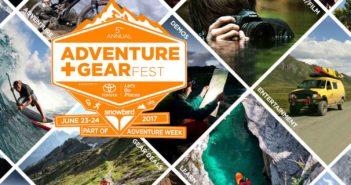 adventure + gear fest