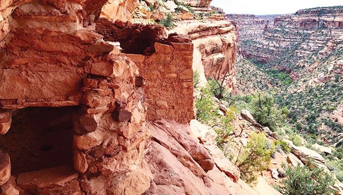 Bears Ears ancient native america site
