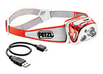 Petzel headlamp product photo