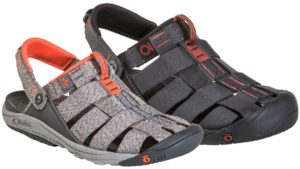 oboz campster sandal