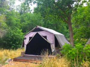 camelbak pursuit glamping tents