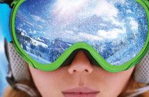 Utah ski swaps woman in goggles