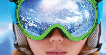 Utah ski swaps woman in goggles