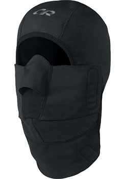 Outdoor Research Gorilla Balaclava in black