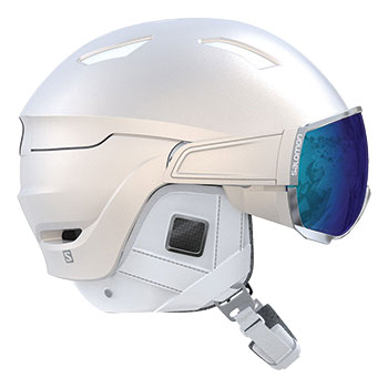 Salomon Mirage Plus Helmet in white