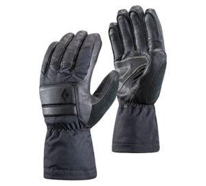 Black Diamond Spark Powder Gloves in black