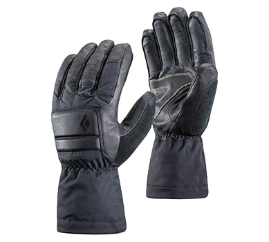 Black Diamond Spark Powder Gloves in black