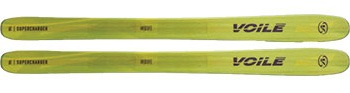 Voile SuperCharger Skis in green