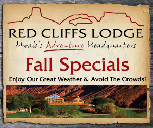 Red Cliffs Lodge Fall Special