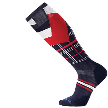 Smartwool PhD Slopestyle Light Elite Plaid