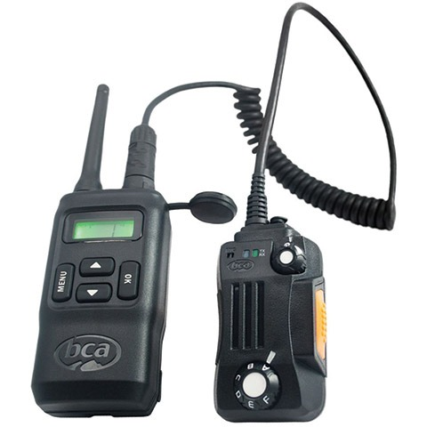 BCA Link Group Communications Two-Way Radio image
