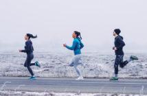 marathon cross-training winter exercises