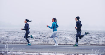 marathon cross-training winter exercises
