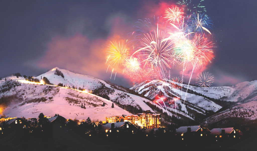 New Year's in Park City