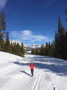 Cross Country Skiing Cody Wyoming