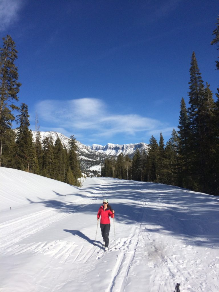 Cross Country Skiing Cody Wyoming