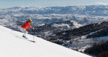 deer valley sold, skier bluebird