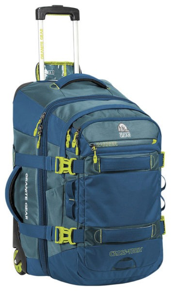 Granite Gear Cross Trek Wheeled Carry-on W/ Removable 28 Liter Pack image