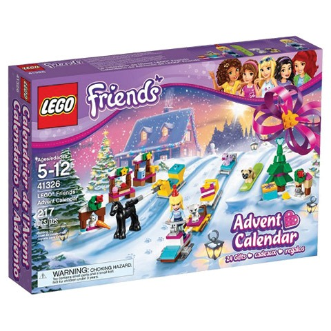 LEGO Friends Advent Calendar image