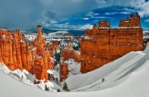 bryce canyon winter hikes utah