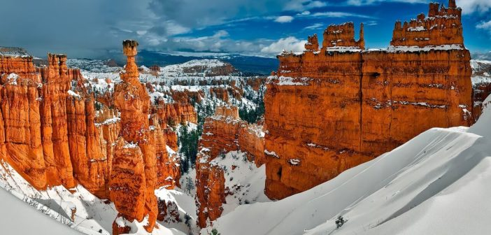 8 Breathtaking Winter Hikes in Utah
