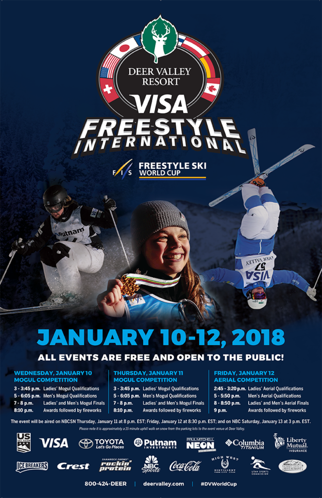 visa freestyle world cup poster