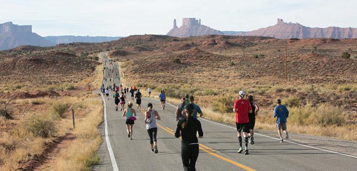 The Big 5: Utah's Best Destination Races
