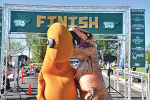 Dino Half Marathon
