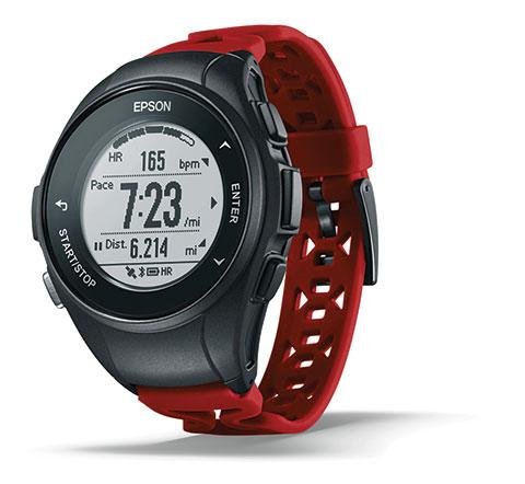 Epson Prosense 57 GPS Running Watch